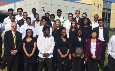 "Symphonic Band Earns ""Superior"" at MPA"